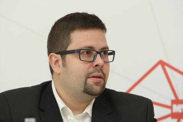 Filip Hlubocký, predseda predstavenstva a generálny riaditeľ, Železnicná spoločnosť Slovensko.