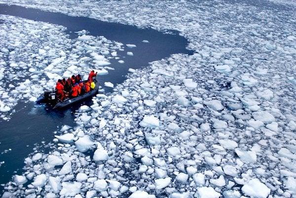 Požiadavka Moskvy sa týka podmorskej plochy vybiehajúcej 563 kilometrov od pobrežia.