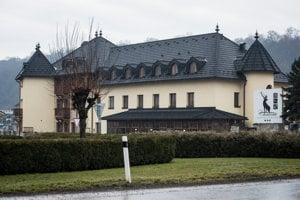 Penzión zrekonštruovaný z agrodotácií v obci Hontianske Nemce