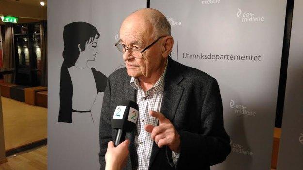 Okrem rozhovoru pre SME poskytol režisér Václav Vorlíček aj niekoľko rozhovorov pre nórske médiá.