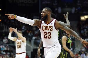 Basketbalisti Clevelandu predviedli výborný výkon.