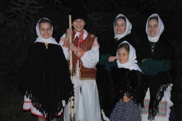 Vianočné zvyky patria k najkrajším, Prvosienka nimi oslávi 35 rokov svojho účinkovania.