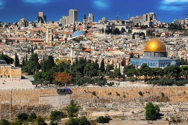 Jeruzalem (ilustračné foto).