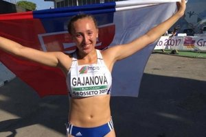 Gabriela Gajanová.