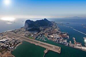 Gibraltar. Letisko
