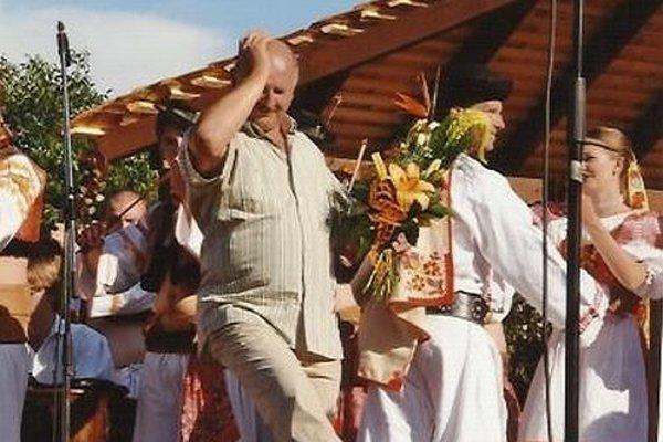 Paľo Bútor bol významný folklorista.