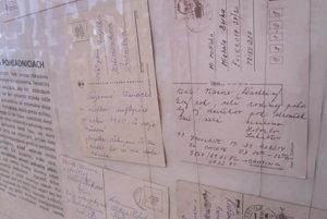Pohľadnica nesie v sebe množstvo informácií o odosielateľovi.