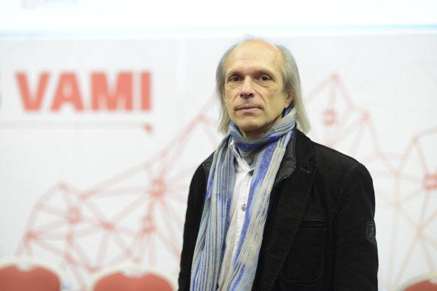 Pavol Tomašovič, hovorca mesta Trnava.