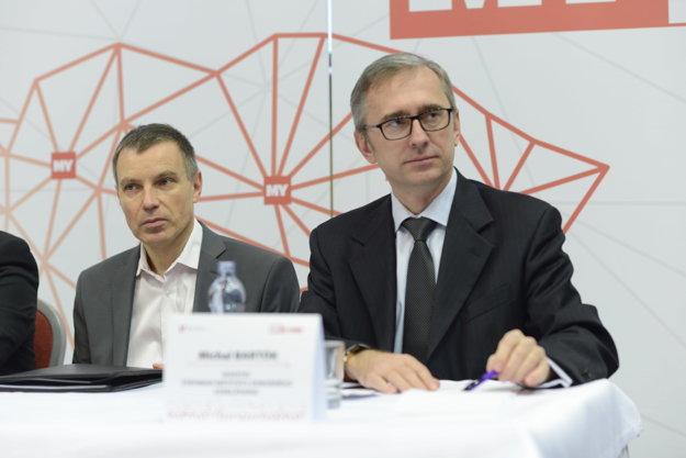 Michal Bartók, riaditeľ Štátneho inštitútu odborného vzdelávania.