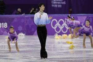 Juzuru Hanju sa teší zo svojho výkonu.