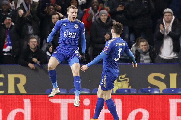 Futbalisti Leicesteru postúpili do štvrťfinále anglického FA Cup-u.