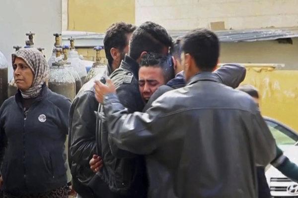Ankara spustila v januári v Afríne vzdušnú a pozemnú ofenzívu proti milíciám sýrskych Kurdov.