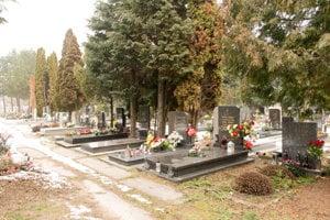 Cintorín Vrakuňa