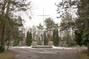 Pamätník popravených a umučených politických väzňov komunizmu