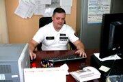 Martin Polka, dopravný inžinier Dopravného inšpektorátu vMartine.