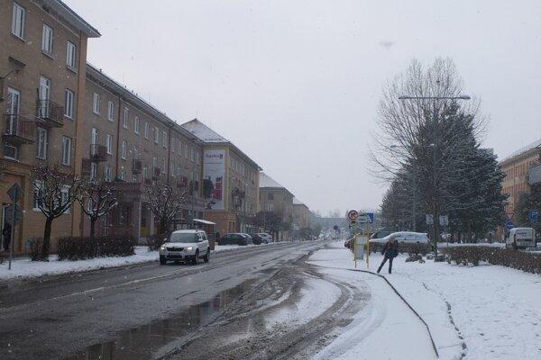 Rekonštrukcie sa dočká aj Ulica Dr. Janského.