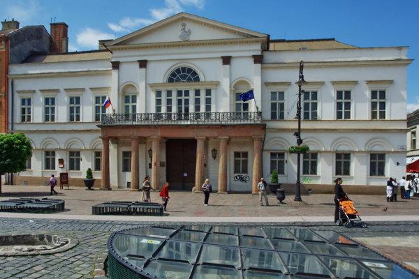 Konferencia sa koná v Štátnej vedeckej knižnici v Košiciach.
