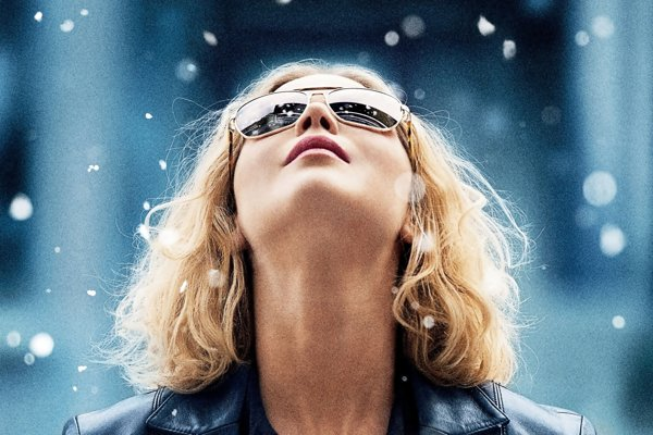 Jennifer Lawrence vo filme Joy.