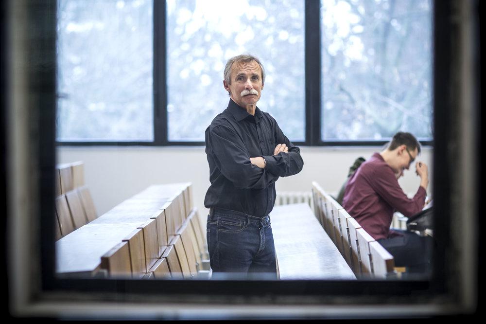 Matematik Pavol Zlatoš