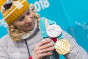 Anastasia Kuzminová nám počas olympiády ako jediná priniesla medailová radosť. Zaslúži si vôbec Slovensko takú športovkyňu?