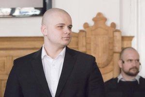 Milan Mazurek na Špecializovanom trestnom súde v Banskej Bystrici.