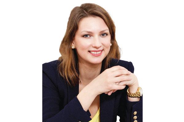 Erika Cintulová - starostka Kláštora pod Znievom.