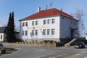 Mestský úrad v Sliači. Ilustračné foto.