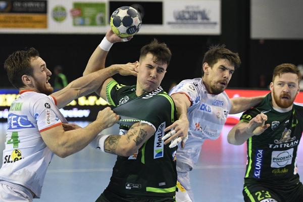 Zprehry sa musia Prešovčania otriasť. Chcú predviesť lepší výkon ako vpohári EHF.