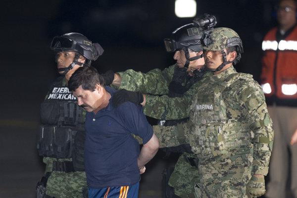 Guzmána usvedčili vo februári z pašovania stoviek ton kokaínu, heroínu a marihuany do Spojených štátov.