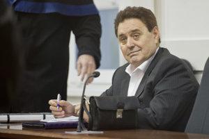 18. november 2014. Hlavné pojednávanie na Špecializovanom trestnom súde v Pezinku.