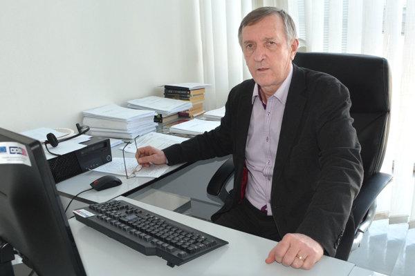 Prokurátor František Bicko.