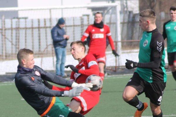 Partizán Bardejov – FK Senica 3:2 (2:1).