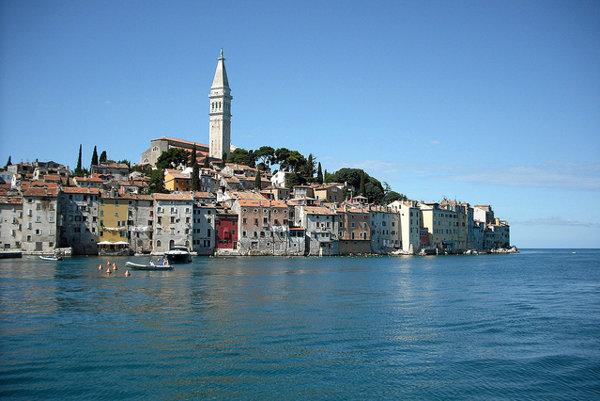 Istria patrí medzi najobľúbenejšie turistické destinácie v Chorvátsku.