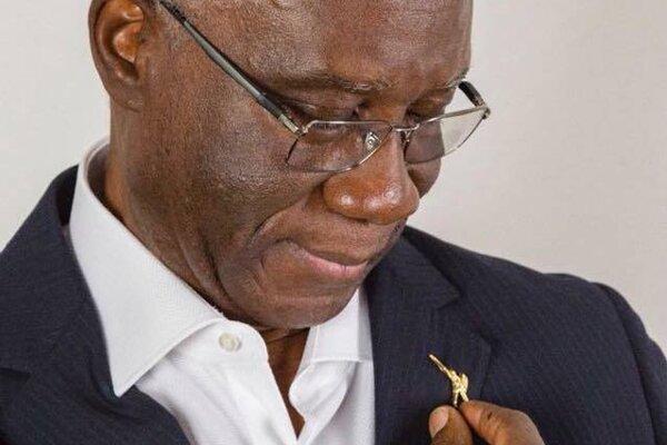 Toni Iwobi, politik talianskej nacionalistickej strany Liga.