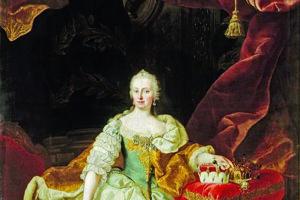 Mária Terézia.