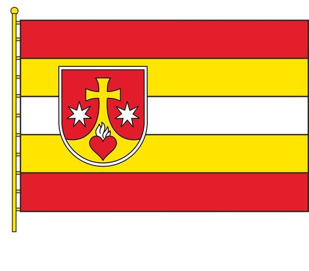 K erbu patrí aj vlajka farnosti. Ponesú ju počas pietnej spomienky 24. januára.