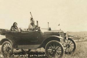 Indiáni z kmeňa Osage - FOTO Youtube.com