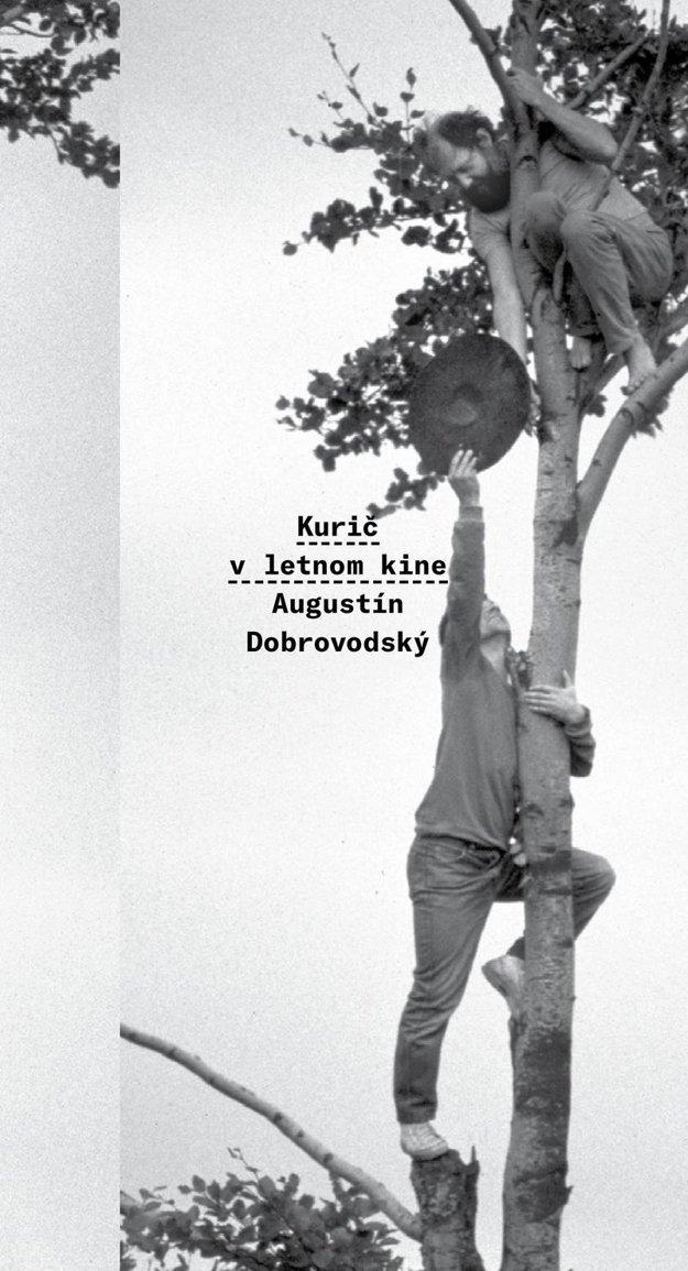Publikácia Kurič v letnom kine (Augustín Dobrovodský)