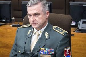 Policajný prezident Tibor Gašpar.