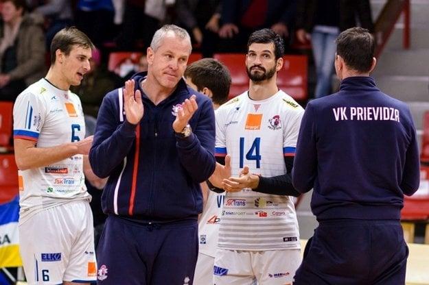 Momentálne pôsobí ako tréner volejbalistov Prievidze.