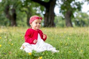 Najmladšia dcéra má 15 mesiacov