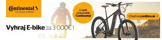 Vyhraj E-bike