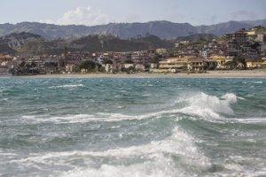 Kalábrijská dedina Bova Marina v ktorej vyrastal člen mafiánskej skupiny Ndrangheta Antonino Vadala.
