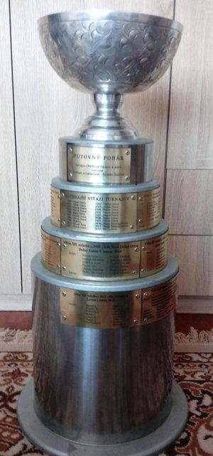 O túto krásnu trofej hrajú zúčastnené kluby.