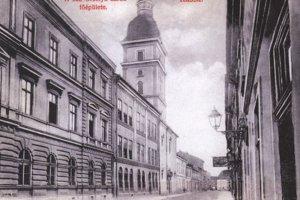 Kláštor uršulínok na Mäsiarskej ulici.