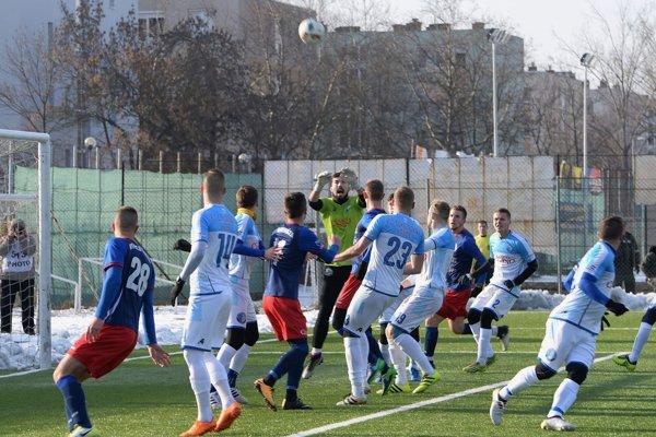 Loky preverili aj maďarskí súperi. Košický klub chce hrať moderný futbal.