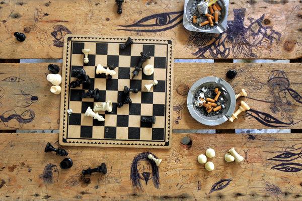Šach je populárny aj v arabských krajinách.