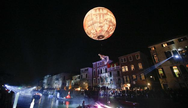 Benátsky karneval sa tento rok koná od 23. januára do 9. februára.