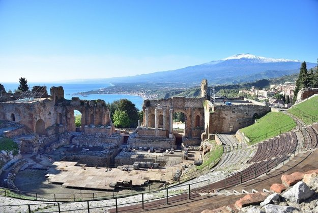 Sicília, Taliansko.