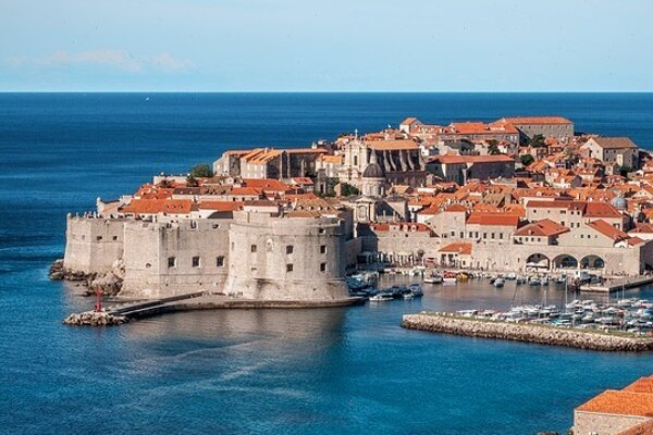 Počet turistov v Chorvátsko vlani presiahol dvadsať miliónov